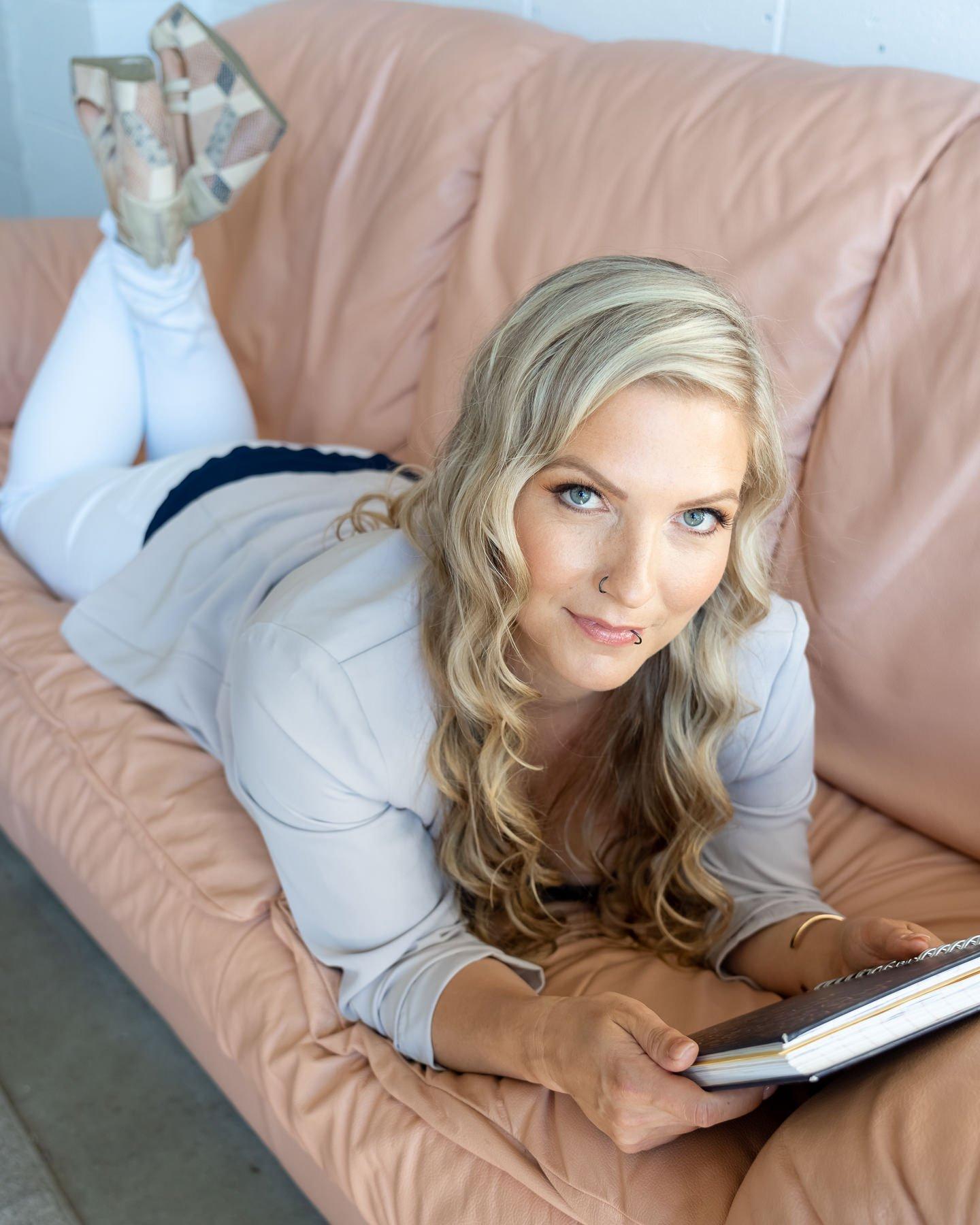 reading business portrait photographer