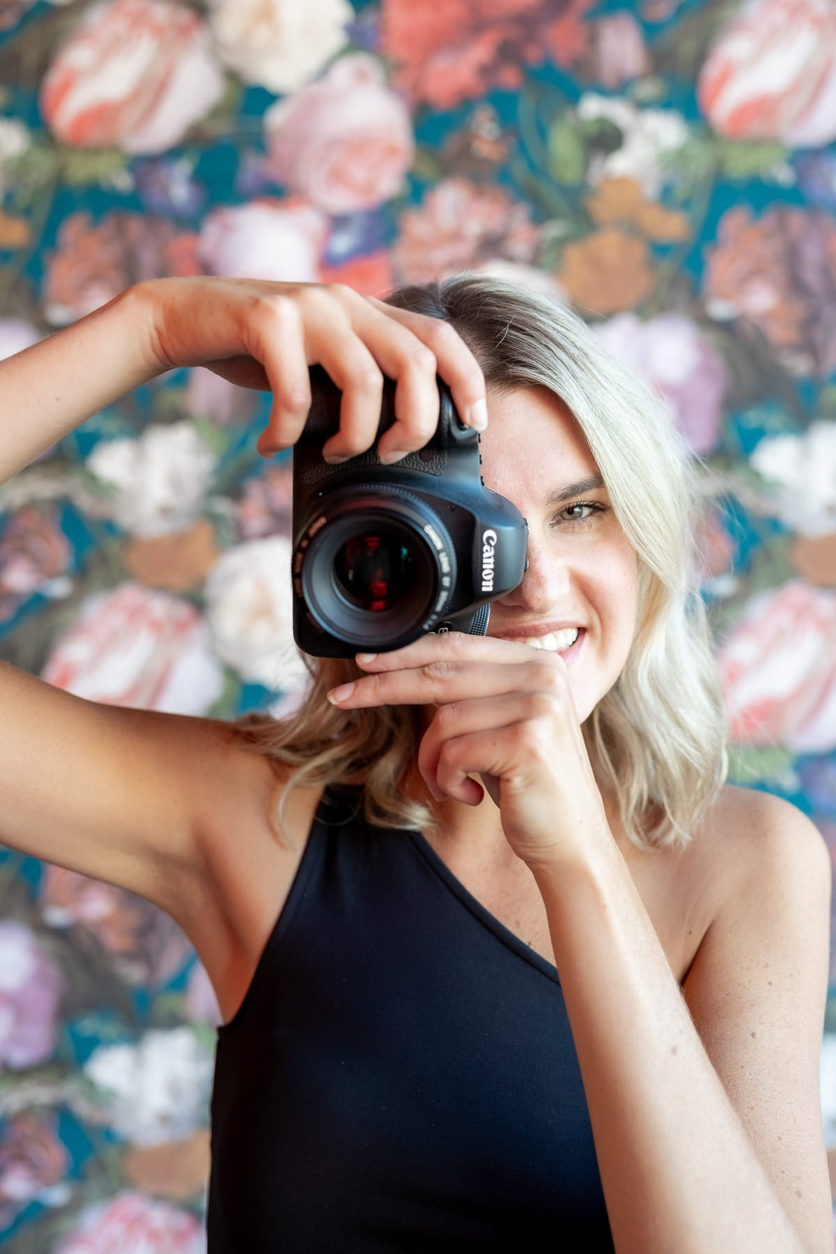 Jenna business portrait photoshoot