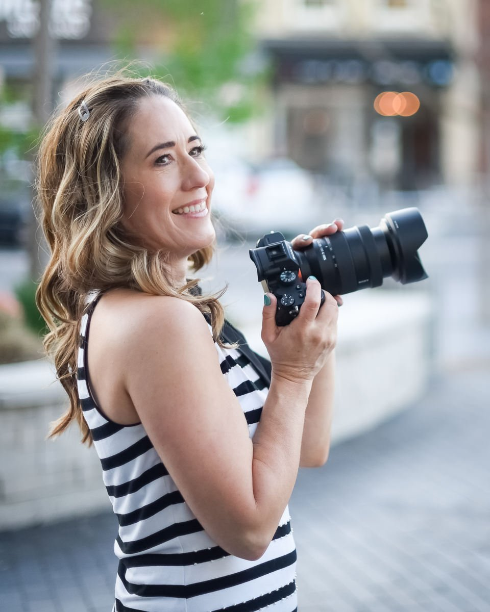 Kelowna Personal branding photographer Kristen Clancy