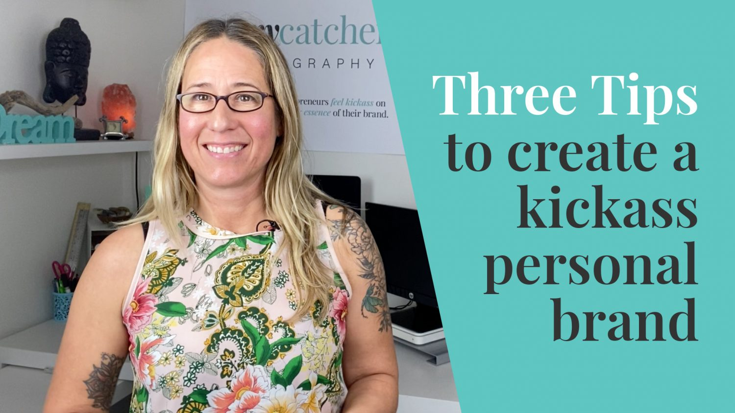 video cover for creating a kickass personal brand